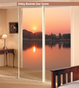 Myalup Glass Amp Aluminium Sliding Robe Doors